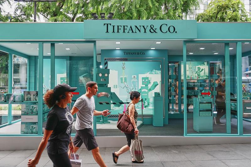 Mini Tiffany, Orchard Road - Singapore