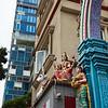 Temple on Serangoon Road - Singapore