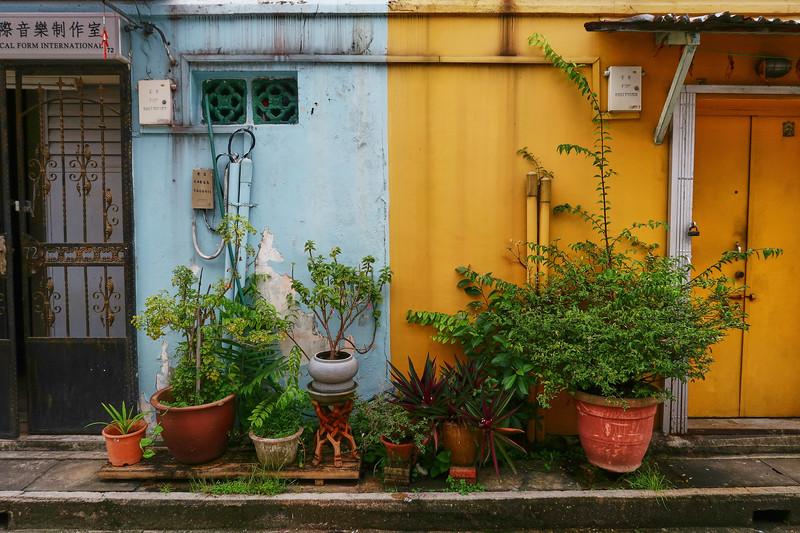 Alleyway Color - Singapore