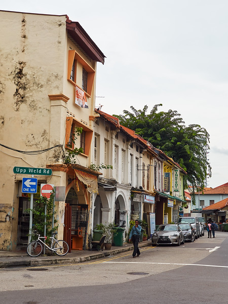 Village in the City - Singapore