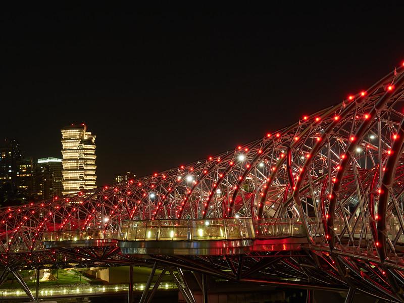 Helix Bridge - Singapore