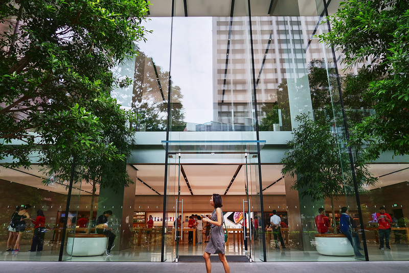 Apple Store Orchard Road - Singapore