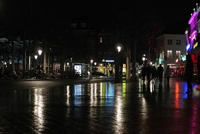 Day 28: Vrijthof by night