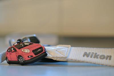 Day 20: my car again, in miniature :)