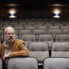 John Miller-Stephany, the new Artistic Producing Director for the Arkansas Repertory Theatre, poses for a potrait in Little Rock, Friday, December 30, 2016.