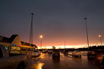After the storm. Pickerington, Ohio