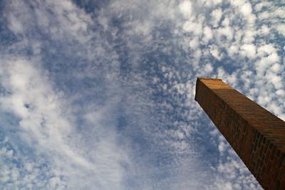 Chimney in the Sky. Pickerington, Ohio