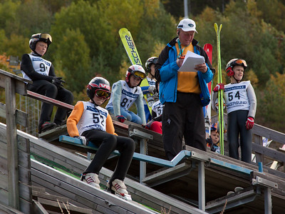 Summer jumping school in Vikersund, by Vikersund Sports Club