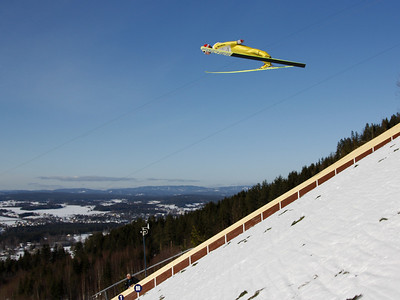 World Cup Ski Flying Vikersund 2009 - Michael Uhrman