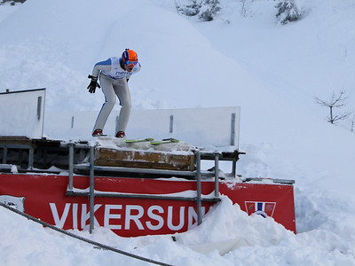 Takeoff in Vikersund K-105
