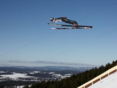 World Cup Ski Flying Vikersund 2009 - Thomas Morgenstern