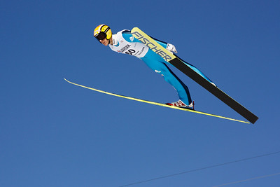 World Cup Ski Flying Vikersund 2009 - Andreas Kuettel