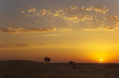 Karakum desert, Turkmenistan