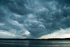 Storm Clouds 02 - Bass Lake, Pentwater, MI