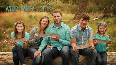 Wood Family 2013