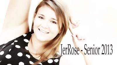 JerRose - Senior 2013