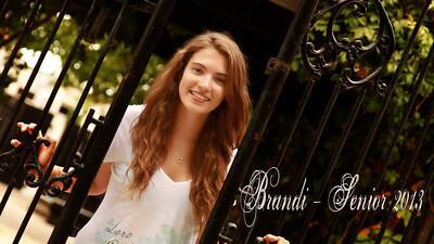 Brandi Thomas