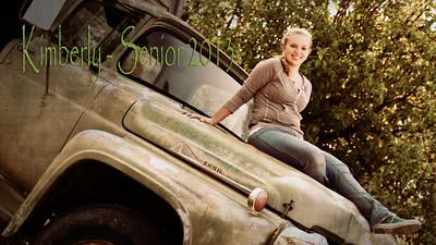 Kimberly - Senior 2013