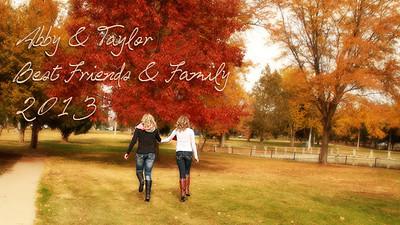Abby & Taylor