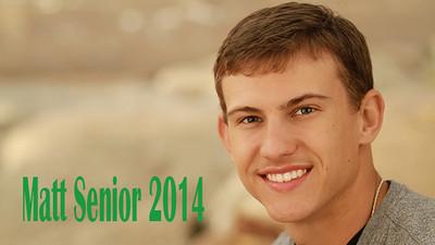 Matt Senior 2014