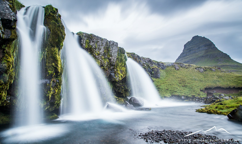 Mt. Kirkjufell once more.