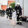 Feuerwehreinsatz - Ölspur