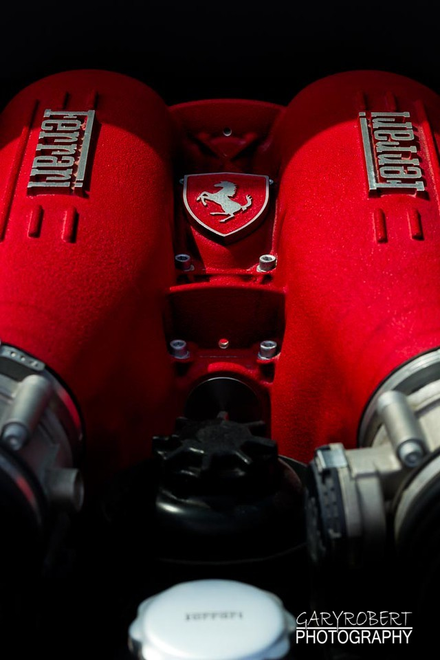 Ferrari, F430 Engine