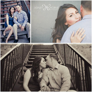 Ashley Horne Photography Engagements