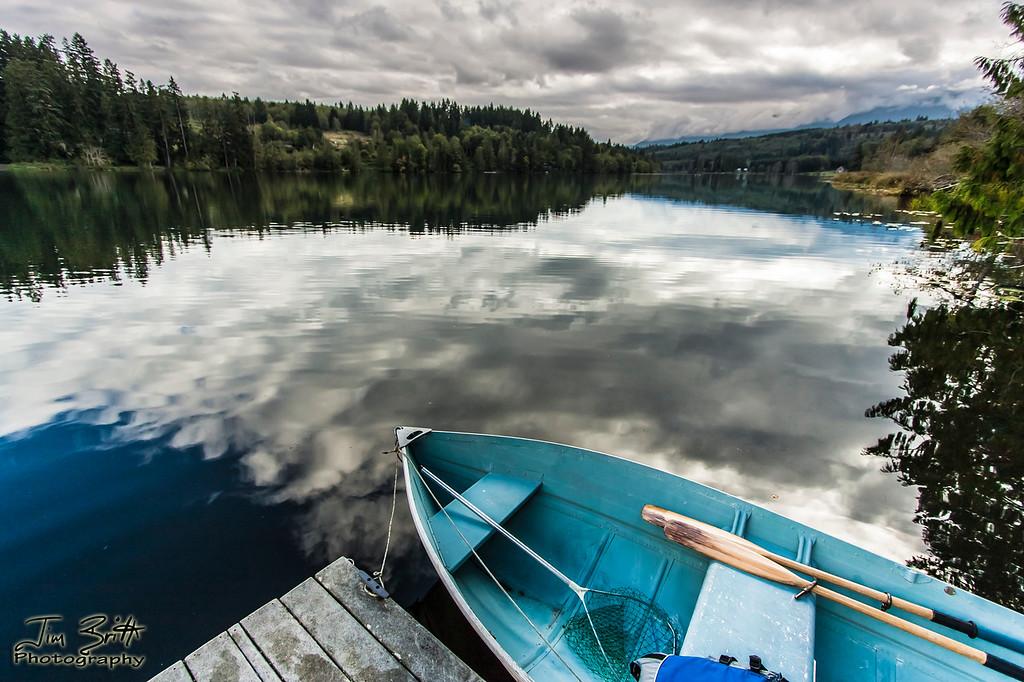 Lake Quilcene, WA