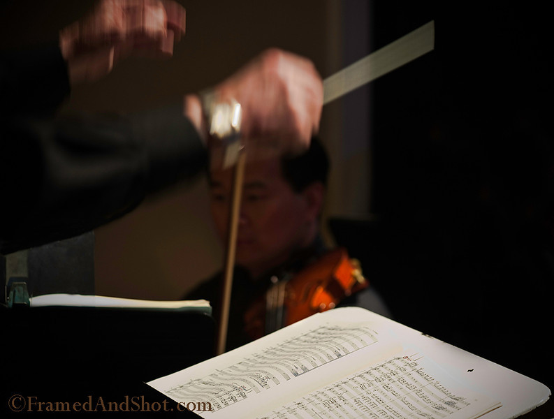 "<strong><center>The Conductor</strong></center> or if you prefere we could name him The music director, The chief conductor, The Kapellmeister or Dirigent. Name doesn't matter at all, but his hands make the instruments play and work together. This is the conductor of <a href=""http://www.operaintheheights.org/"" target=""_blank"">The Opera in the Heights </a>."