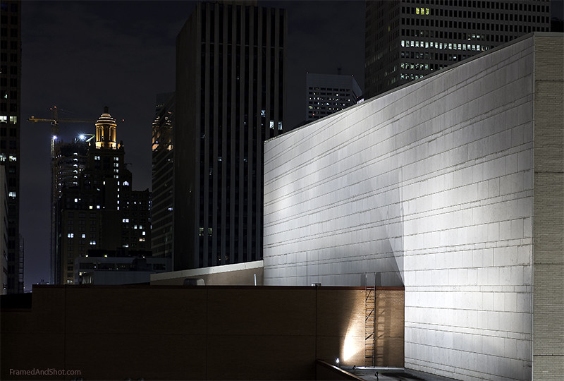 Houston by Night