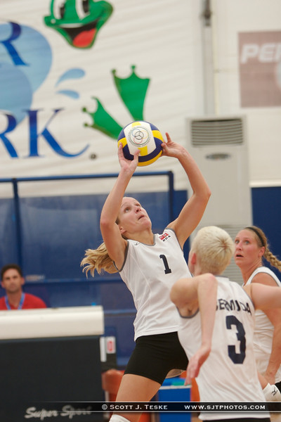 2007 Natwest Island Games - Volleyball
