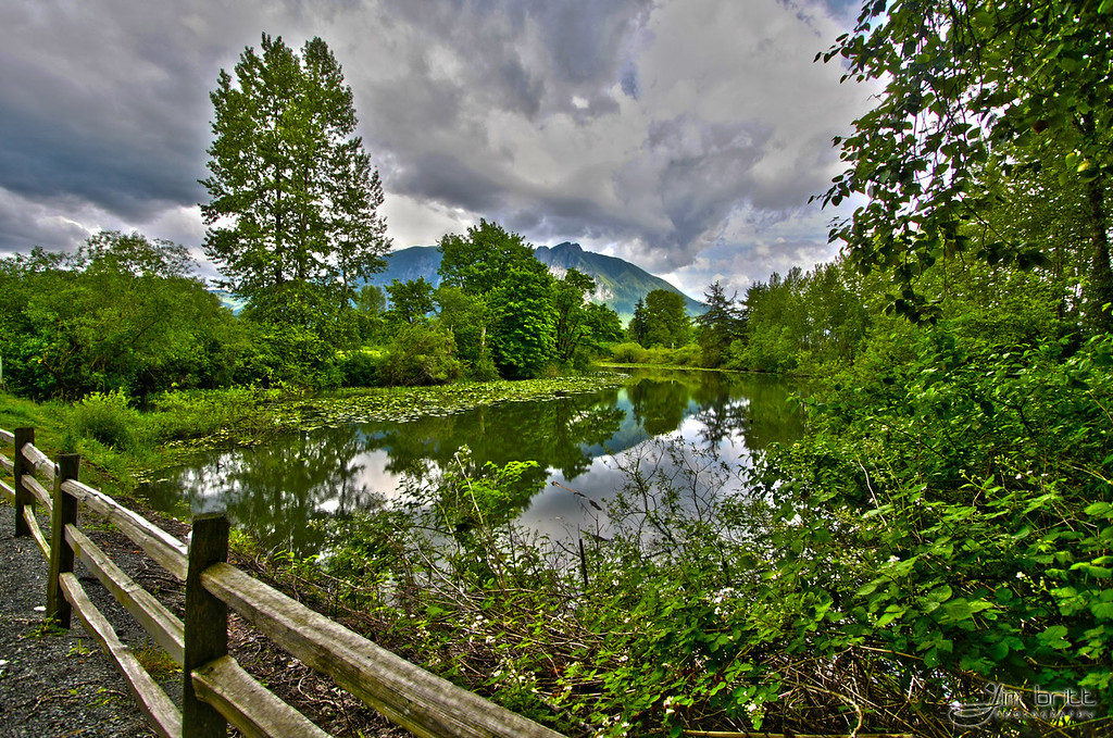 Snoqualmie, WA (no leash dog park)