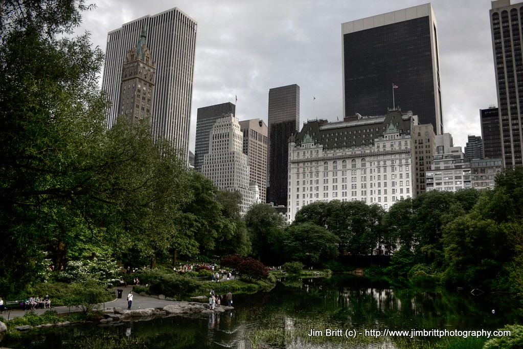 Central Park - Landscape