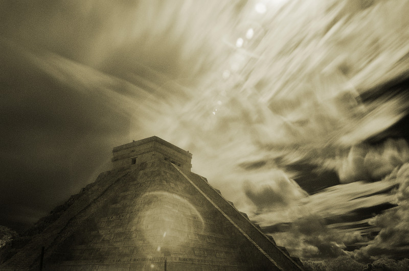 Chichen Itza, Mexico - 2010