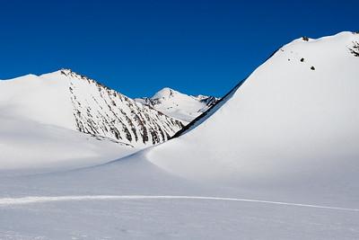 Ice Dunes of Antarctica