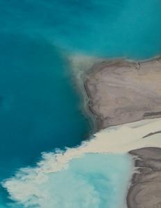 Glacier Spill