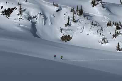 Ski into the Light