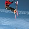 Snowkitting