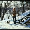 Critter & IM @ December Picnic in Wisconsin