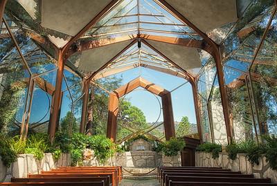 Wayfayers Chapel, Rancho Palos Verdes