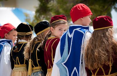 Valley Greek Festival, Northridge, CA