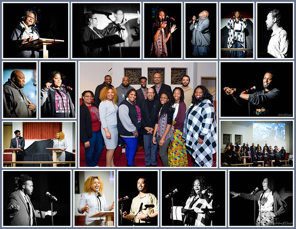 Dupage AME Church presents Celebrating Todays GRIOTS. Featuring Solace Souls Sundays Coalition. Photography by LeVern A. Danley III