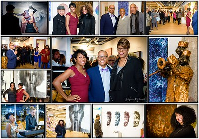 Gallery Guichard Beauty of Diversity Exhibit March 10th - April 3rd 2017. For more information visit www.galleryguichard.com