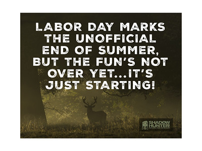 Labor Day Facebook post