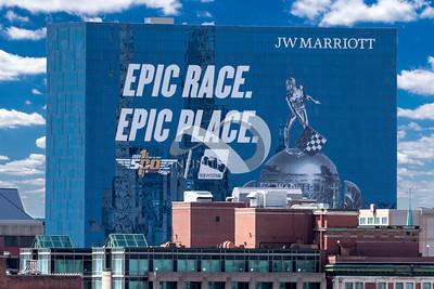 AUTO: MAY 22 IndyCar - Indianapolis 500