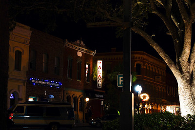 The Palace Saloon, downtown Fernandina Beach FL