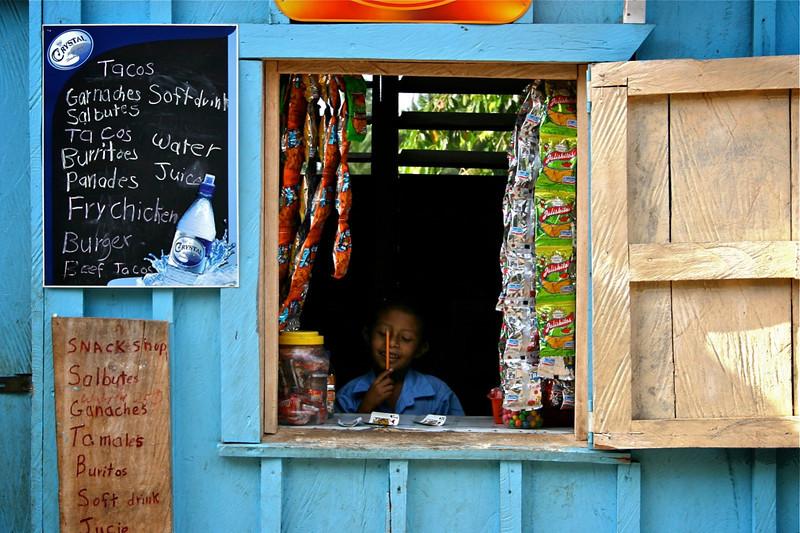 Placencia, Belize, 2006 © Copyrights Michel Botman Photography
