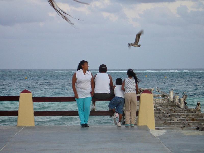 Puerto Morelos, Mexico, 2006 © Copyrights Michel Botman Photography