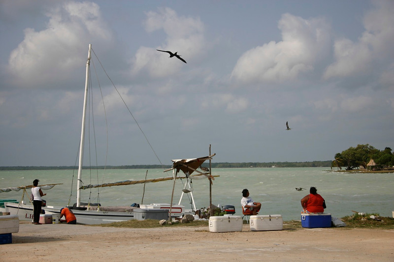Corozal, Belize, 2006 © Copyrights Michel Botman Photography